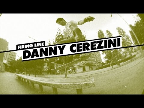 Firing Line: Danny Cerezini