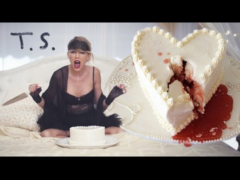 HEART CAKE TAYLOR SWIFT  How To Cook That Ann Reardon BLANK SPACE OFFICIAL