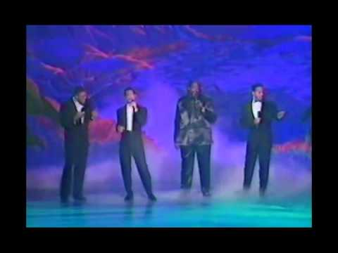 QUINCY JONES - THE SECRET GARDEN (LIVE SOUL TRAIN AWARDS) 1991
