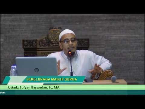 MASUK SURGA SEKELUARGA - Sufyan Baswedan. LC, MA