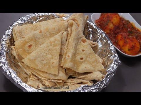 How to make soft & thin Rumali Roti at home | एकदम नर्म मुलायम रूमाली रोटी