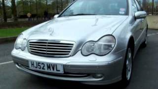 Mercedes c220 Cdi Avantgarde Estate 2002