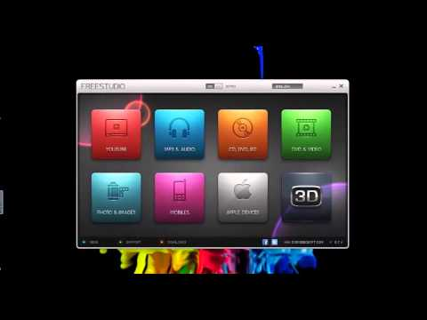 The New DVDVideosoft Free Studio , for downloading off youtube and more!