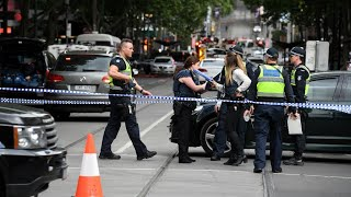 Melbourne attack: man stabs three people, kills one in Australia