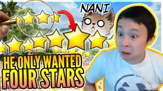 We SUMMON MORE Than He Wanted! - NAT 5 Blessing FAIL - Summoners War