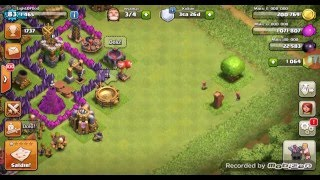 Clash of clans level 83