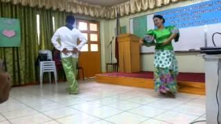 [Folk Dance] Inday Ling