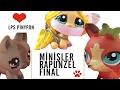 Minişler : Rapunzel - Final - LPS Pinypon -