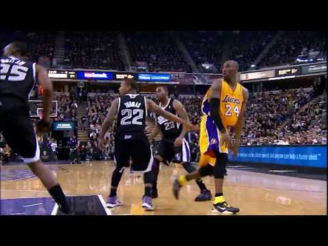 Kobe Bryant - The Dagger HD