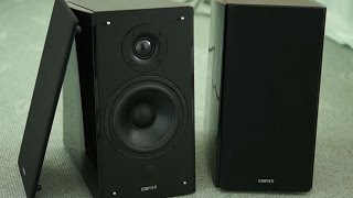 Edifier R2000DB Bluetooth Home Speakers - Review and Sound test