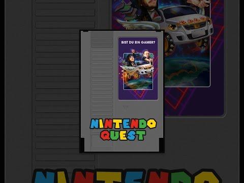 Nintendo Quest: Bist du ein Gamer?