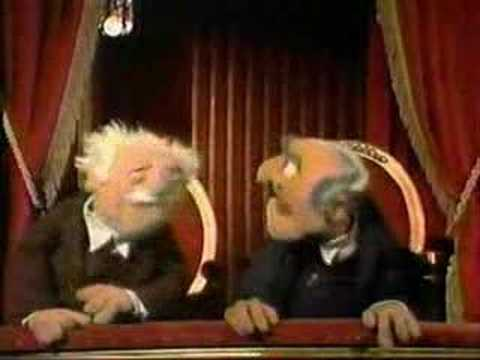 Statler and waldorf 1 Video