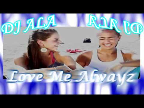 Dj Ala - Tuita Boyzz love Me Alwayzz  Blend 1.wmv video