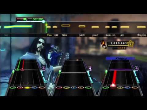 Gives You Hell - All-American Rejects Full Band FC Guitar Hero 5