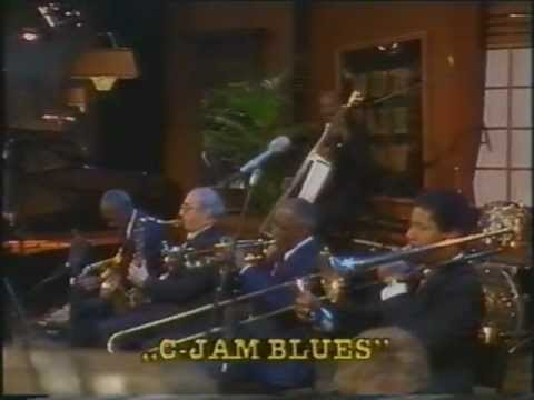 Harlem Blues&Jazz Band 1986 NDR-4 - C-Jam Blues