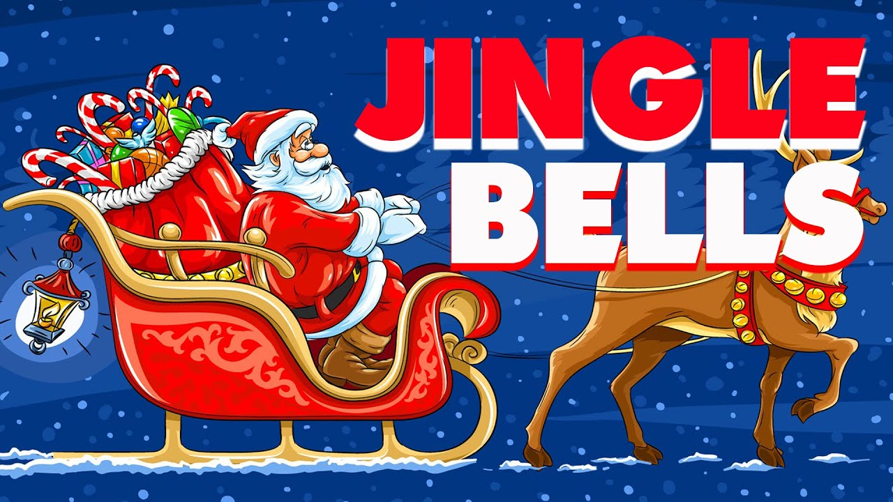 Jingle Bells | English Christmas Song With Lyrics - YouTube