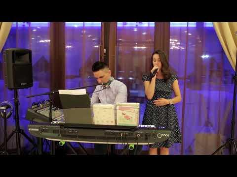 Diana Buble & Emanuel Pavel - O cantare de marire - LIVE - Nunta 2018