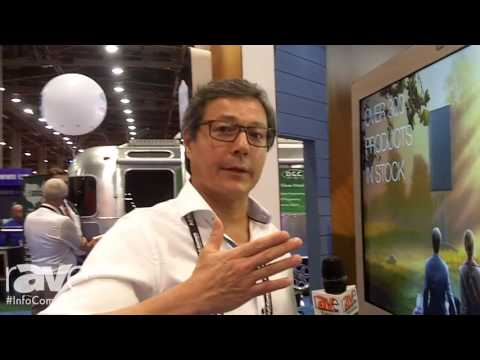 InfoComm 2016: SMS Smart Media Solutions Deails Its AV Stand Product Line