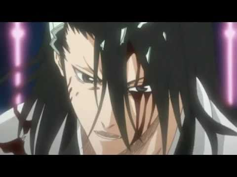 Hollow Ichigo vs Byakuya Kuichki English Dubbed HD