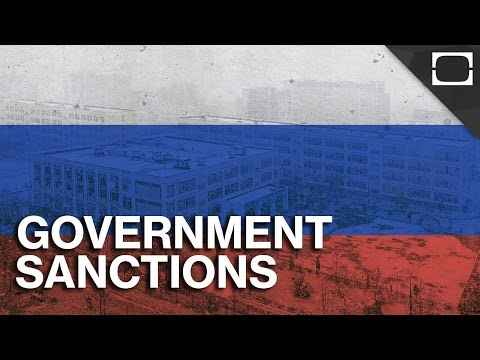 Do Sanctions Against Russia And Iran Work?