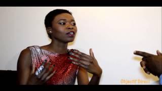 Objectif Direct avec Khoudia Mbaye Mannequin Sénégalaise