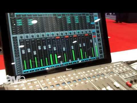 InfoComm 2016: Peavey's Crest Audio Demos Tactus Digital Mix System