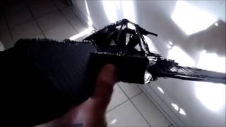 RC Reaper Jet EDF Build Part: 1 Will It Fly?