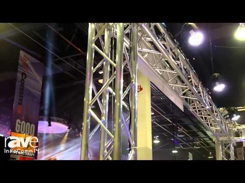 InfoComm 2014: TAF Exhibits its Tower 05