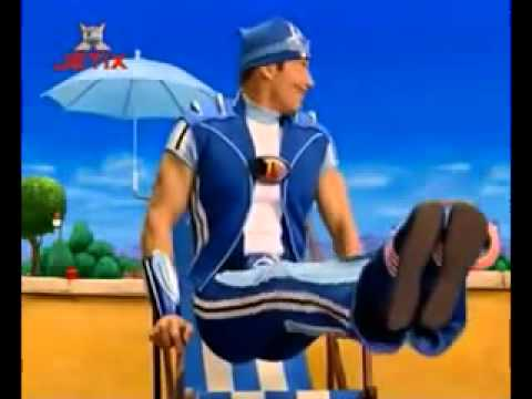 S01e26 Lazy Town   O Novo Super Herói De Lazy Town video