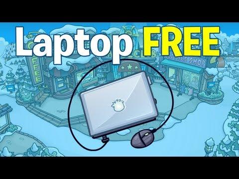 ¡Club Penguin: Código REUTILIZABLE DE LAPTOP!