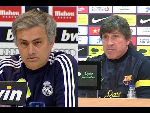 Undiano Mallenco, objeto de polémica en el Barça-Madrid