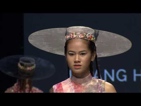 LODON COLLEGE DESIGN & FASHION  | VIETNAM INTERNATIONAL FASHION WEEK FALL WINTER 2018