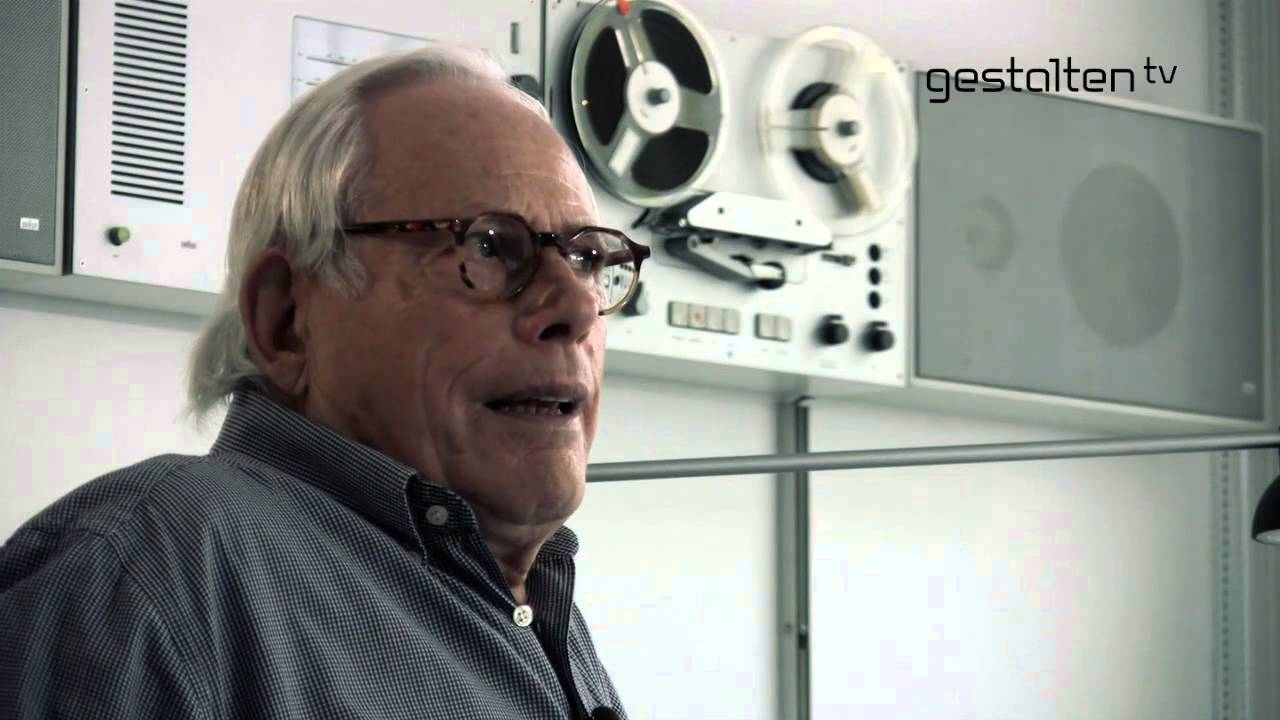 dieter rams less and more interview youtube. Black Bedroom Furniture Sets. Home Design Ideas