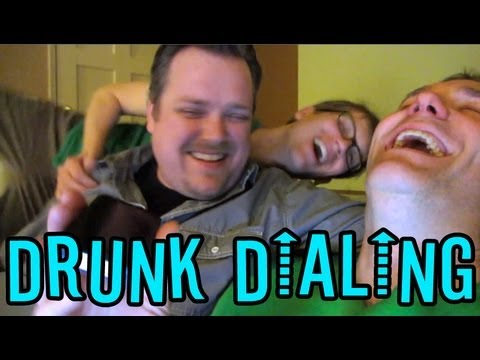 Drunk Dialing Fans with Hank Green & BlameSocietyFilms