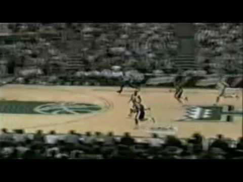 Vince Carter Top 10 dunks from Jason Kidd