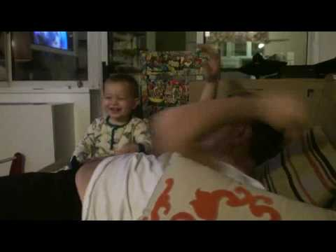 Tickle my Belly Video