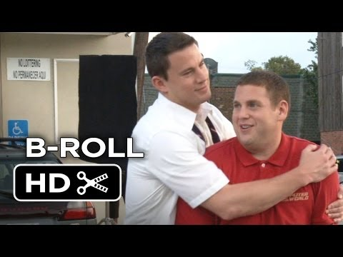 22 Jump Street B-ROLL 1 (2014) - Channing Tatum, Jonah Hill Comedy HD