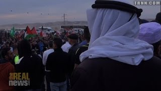 Thousands Protest Forced Urbanization of Israels Bedouin