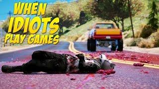 Roadkill! (When Idiots Play Games #28)