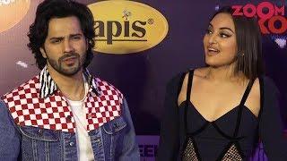 Varun Dhawan teases Sonakshi Sinha by calling her 'Bhabhi' | Bollywood News