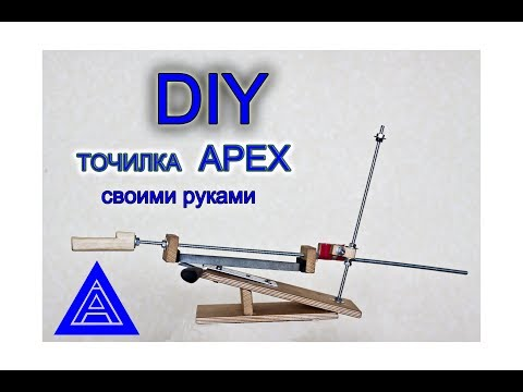 Точилка для ножей своими руками! на сайте doc-lab.ru