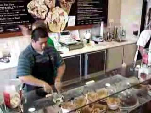 Cold Stone Creamery Extreme Video