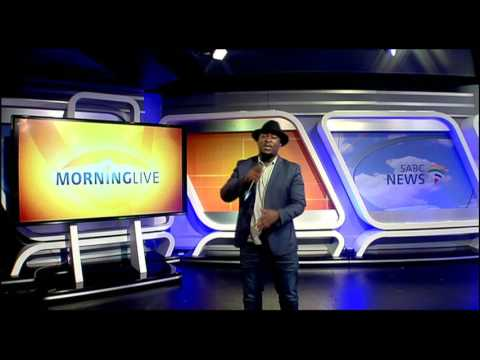 Afrotraction plays out Morning Live