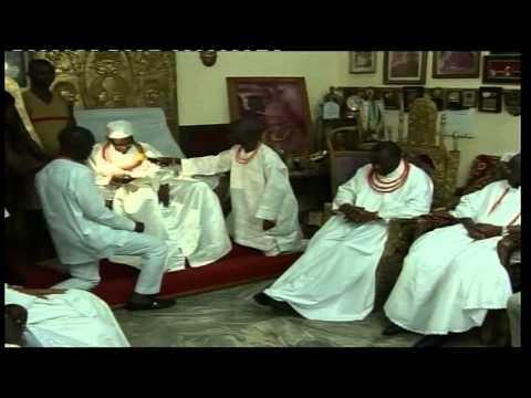 President Goodluck Jonathan pays courtesy call on Oba of Benin