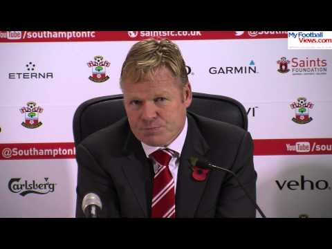 Ronald Koeman on Leicester win, Shane Long, Steven Davis injury & international break