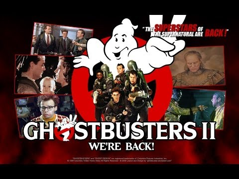 Ghostbusters II(1989) Movie Review & Retrospective