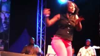 Azonto Dance Competition @ Sarkodie Samsung You Know What Time It Is Concert | GhanaMusic.com Video