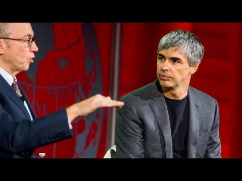 What Larry Page Borrowed From Berkshire Hathaway