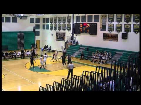 Eric Johnson - Martin County High School Basketball Player Highlights