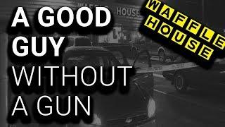 "29-Year-Old Ambushes ""Sovereign"" Waffle House Shooter, Takes Rifle"